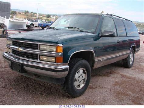 1995  Chevrolet Suburban 1500  Rod Robertson Enterprises