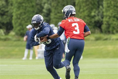 seahawks offense     potent