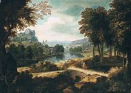 Famous French Landscape Painting