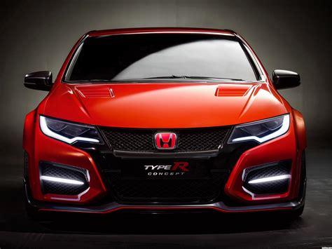 Fotos De Honda Civic Type R Concept 2018
