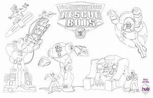 hasbro coloring pages - transformers rescue bots transformer activity pages