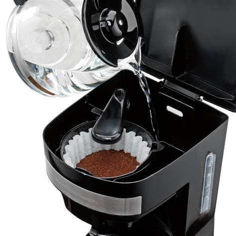 Questionhow do i brew a cup of coffee i don't have the instructions? Hamilton beach 12 cup programmable coffee maker instructions
