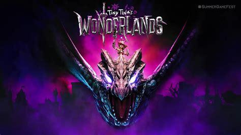 Tiny Tina's Wonderlands Revealed at Summer Games Fest ...