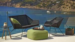 Lounge Sofa 2 Sitzer Outdoor : thonetshop cane line breeze 2 sitzer loungesofa ~ Whattoseeinmadrid.com Haus und Dekorationen
