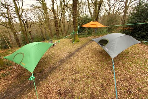 3 Person Hammock Tent by Tentsile Stingray Tree Tent