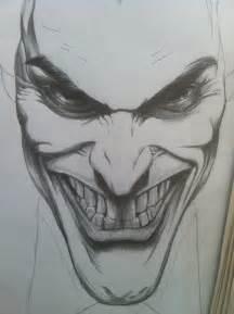 Joker Sketch Drawings
