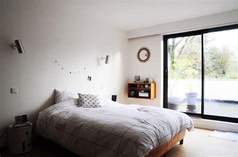 deco chambre blanche une nouvelle housse de couette et une nouvelle couleur