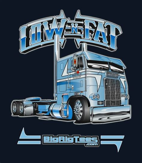 Big Truck T Shirt low n t shirt design for brt s retail line of t