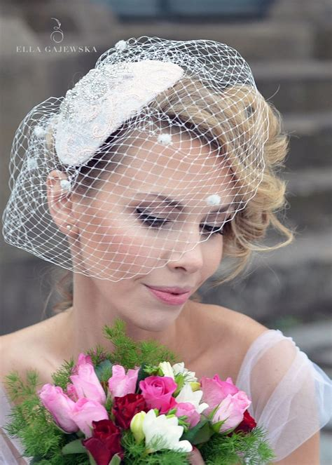 Best 25 Vintage Birdcage Veils Ideas On Pinterest