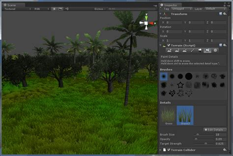 Billboard Icon creating terrains  unity  game engine 977 x 655 · png