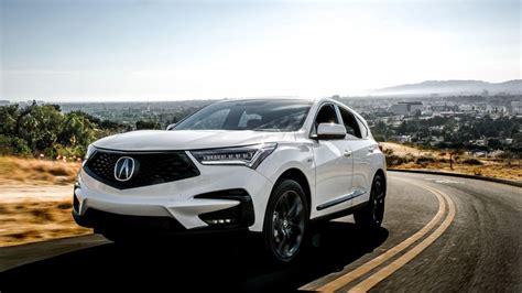 2019 Acura Rdx Review Leftbrain Luxury Roadshow