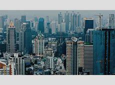 New Skyline Bangkok and New highrise buildings [HD] YouTube