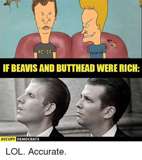 Acdc Meme - 25 best memes about beavis and butthead beavis and butthead memes