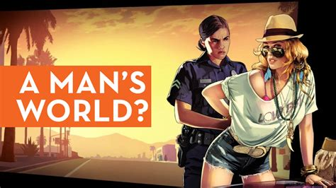 Grand Theft Auto V And Women Kotaku Australia