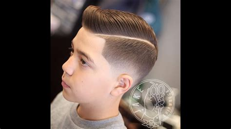 Boy Hairstyles by Top Attractive Boys Back To School Hairstyles Haircuts