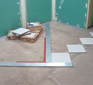 carrelage comment faire une pose en diagonale diy family With comment faire du carrelage
