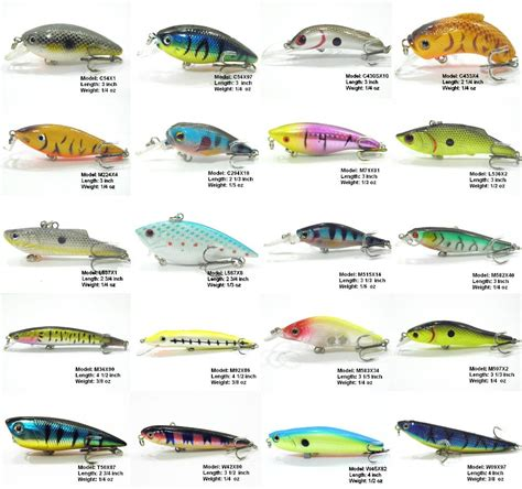 Different Types Of Bass Fishing Boats by Fishing Bait Types Review Fish And Ing