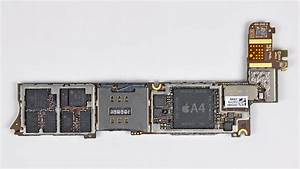 Iphone 4 Deconstructed  Antenna Design A  U201cwork Of Genius
