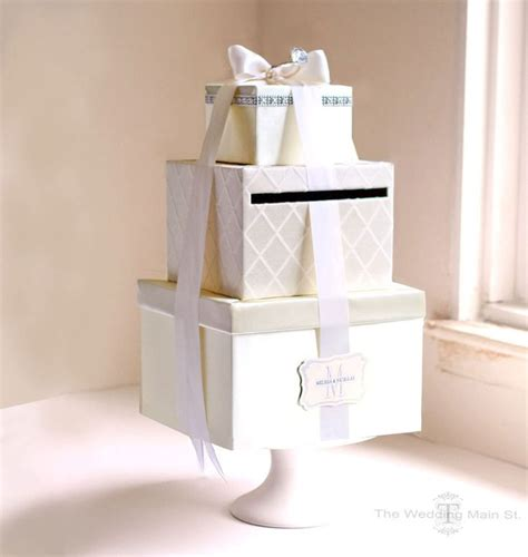 best 25 diy wedding card box ideas on pinterest card