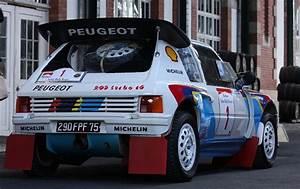 205 Turbo 16 Série 200 A Vendre : 205 turbo 16 il mostro da rally della peugeot motori storici ~ Medecine-chirurgie-esthetiques.com Avis de Voitures