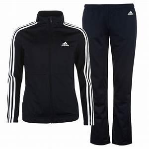 Adidas tracksuit dam