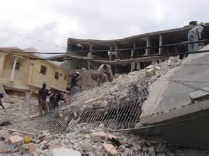 Haiti Schools After Earthquake