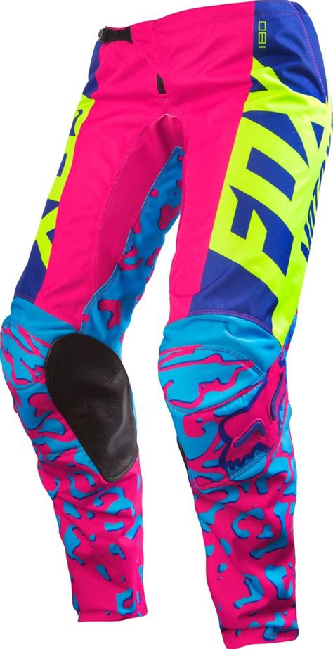womens motocross gear closeouts fox racing womens 180 mx motocross riding pants closeout