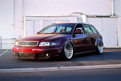 audi a4 tuning pics photos a4 b5 avant tuning audi illinois liver