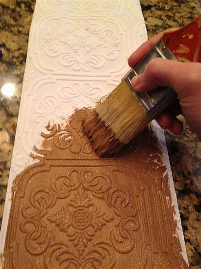Paintable Border Wall Borders Embossed Inch Paper