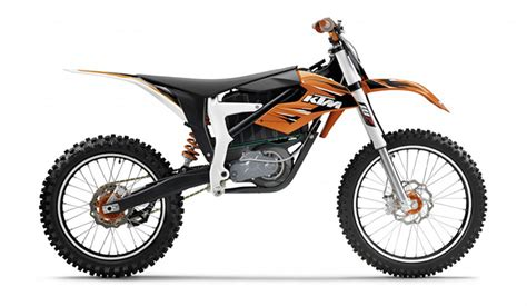 take a freeride on ktm s electric motorcycles wired