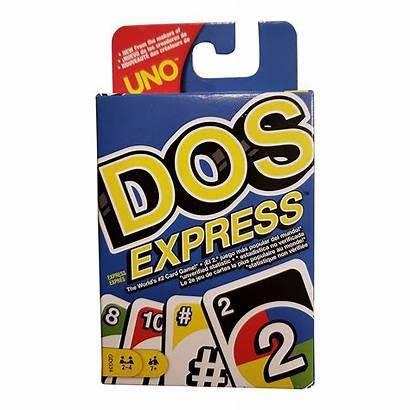 Uno Cards Dos Walmart Express