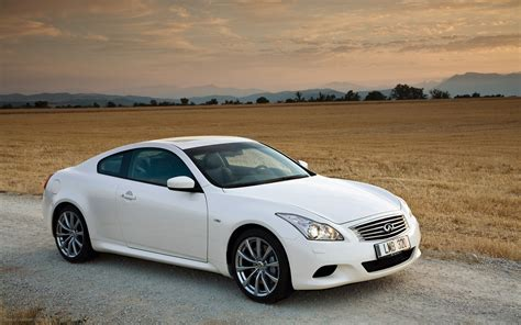 Infiniti G37s Coupe Widescreen Exotic Car Wallpaper 03 Of