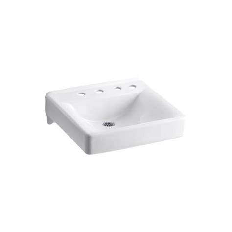 Home Depot Wall Mount Sink by Kohler Soho Wall Mounted Concealed Arm Carrier Bathroom