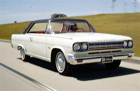 AMC - AMC Rambler Classic 3rd gen (1965-1966)