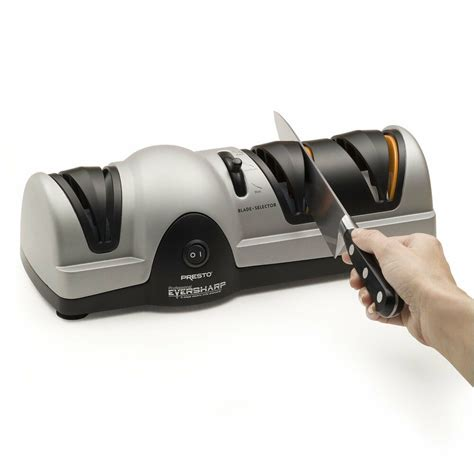 Test Kitchen Electric Knife Sharpener by Professional Electric Knife Sharpener Kitchen