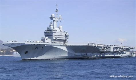 porte avion charles de gaulle charles de gaulle class nuclear powered aircraft carrier today
