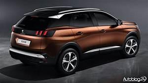 Future 3008 Peugeot 2016 : peugeot 3008 2016 jako suv silniki wymiary zdj cia ~ Medecine-chirurgie-esthetiques.com Avis de Voitures