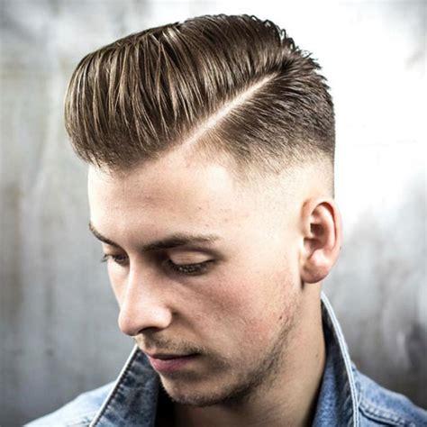 pompadour hairstyle  men  mens haircuts