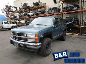 93 94 Chevy 1500 Pickup Automatic Transmission 7573285