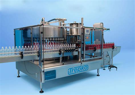 thermaflo rotary filling systems