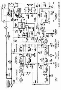 Simple House Alarm Circuit Under Alarm Circuits
