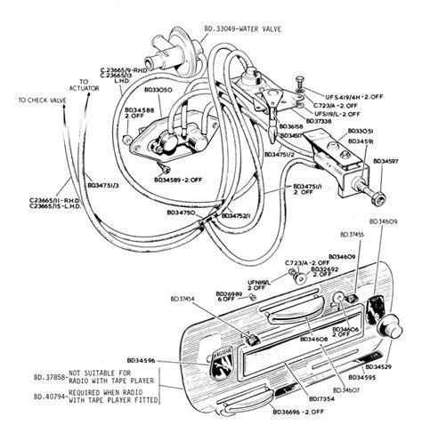 Xj6 Wiper Wiring Diagram by Jaguar Xj6 Series 3 Vacuum Diagram Jaguar Auto Wiring