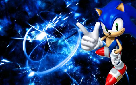 Sonic The Hedgehog Desktop Backgrounds Sonic Wallpaper For Desktop Wallpapersafari