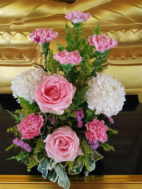 types  flower arrangement combinations