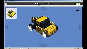 Lego G1 Bumblebee Instructions Part 1