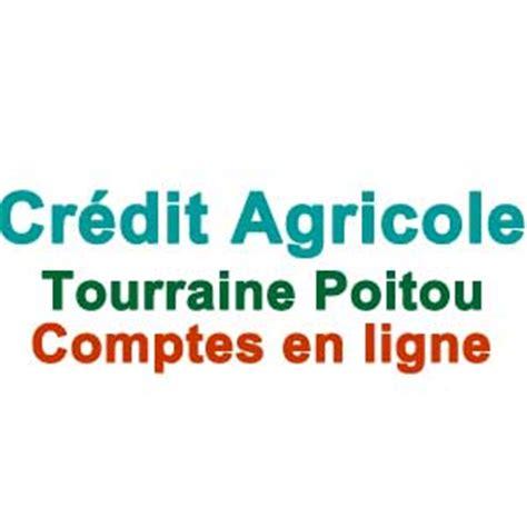 ca tourainepoitou fr comptes en ligne crédit agricole