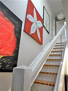 renover escalier en bois les meilleures ides de la With peindre escalier bois en blanc 10 la renovation descalier saint maclou saint maclou