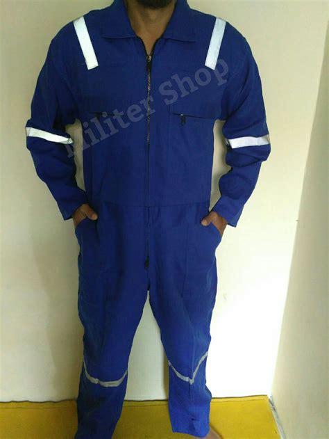 jual wearpack katelpak seragam bengkel baju kerja seragam crew mekanik proyek
