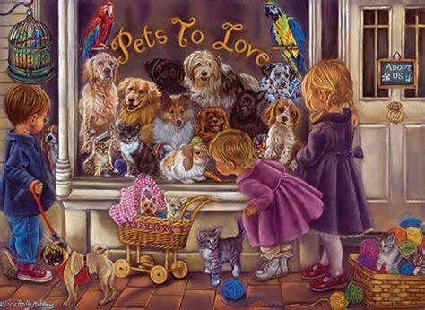 comprar puzzle anatolian amor por los animales de