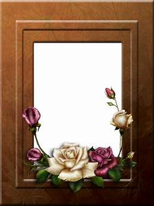 rose frame by collect-and-creat on DeviantArt